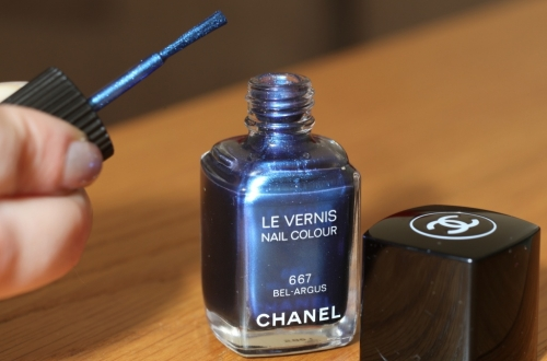 Chanel Bel Argus bottle and brush