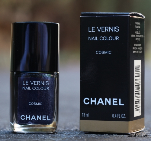 Chanel Cosmic bottle