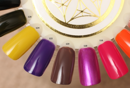 Marc Jacobs Colour Wheel Closeup