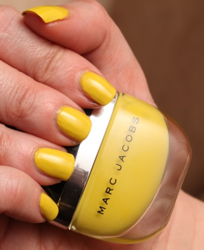 Marc Jacobs Lux 124 swatch