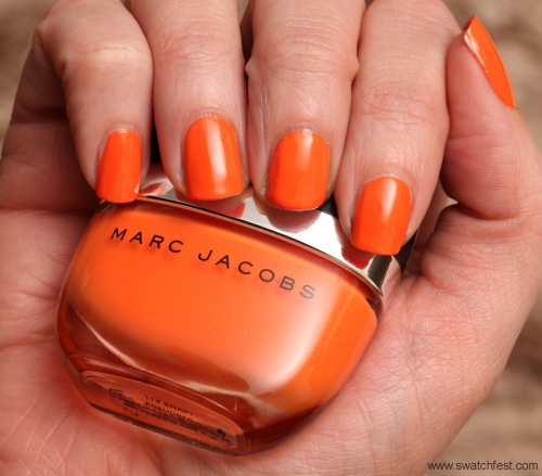 Marc Jacobs Snap! Nail Polish swatch