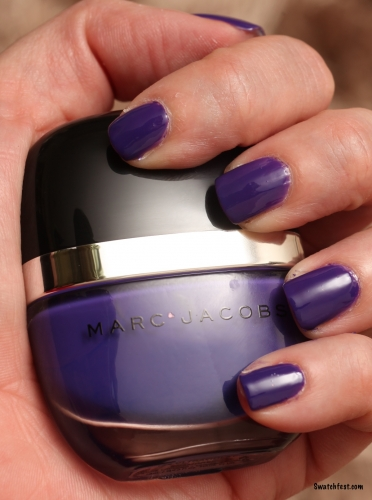 Marc Jacobs Ultraviolet swatch