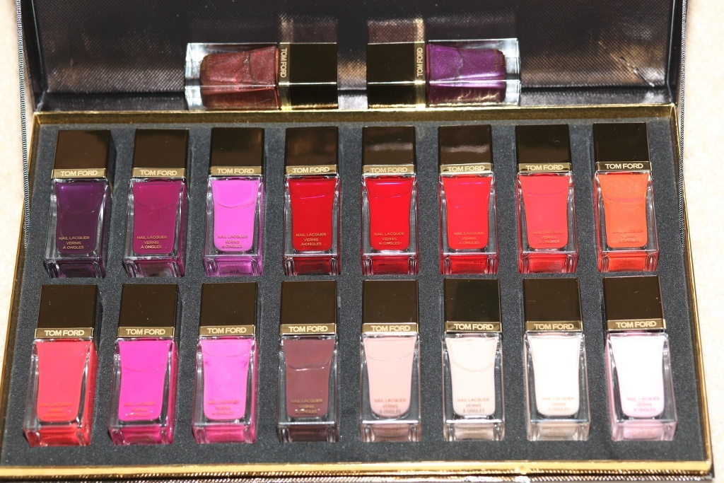 Tom Ford Nail Lacquer Collection by SwatchFest
