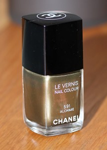 Chanel alchimie bottle view